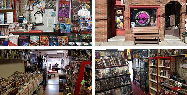 New York Hardcore Comics