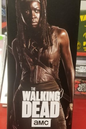 The Walking Dead Michonne 12' Action Figure 1/6 Scale