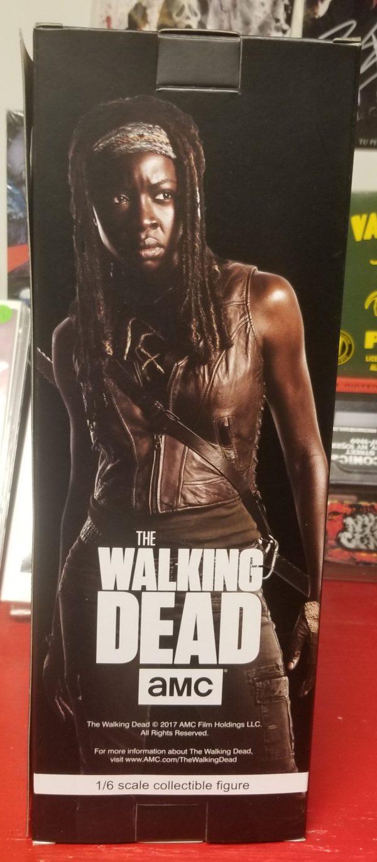 The Walking Dead Michonne 12' Action Figure 1/6 Scale